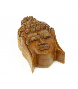 Buddha head box