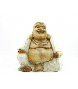Happy Buddha figurine
