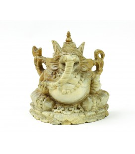 Small carved Ganesh