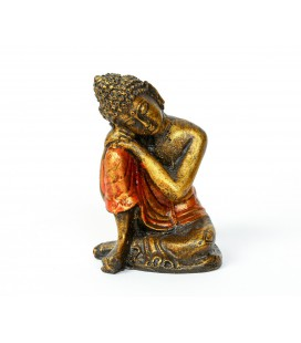 Knee meditation Buddha resins