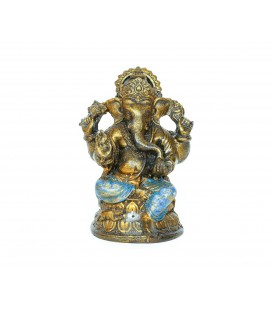 Resina Ganesh incensario