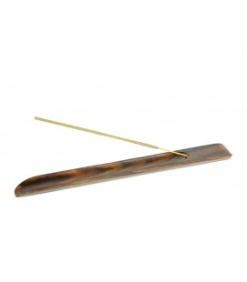 Flat boat dark incense table