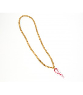Sandalwood mala necklace