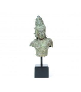 Small Shiva bust