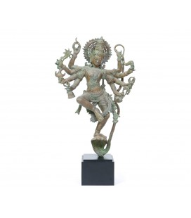 Small dancing Shiva