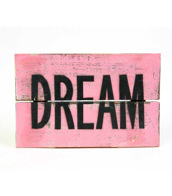 Pink Dream board poster