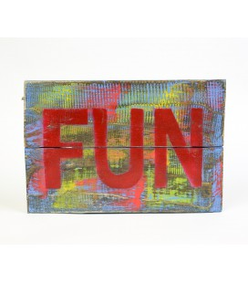 Multicolored Fun poster