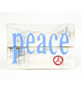 White Peace poster