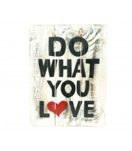 Cartel Do what you love