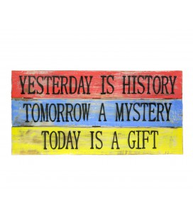 Yesterday Tomorrow Today poster