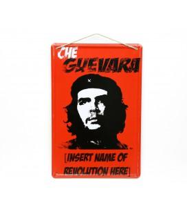 Placa Che Guevara
